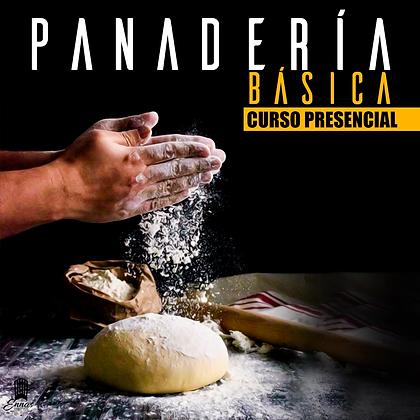 PANADERÍA BÁSICA PRESENCIAL