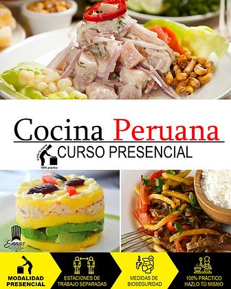 PRESENCIAL - COCINA PERUANA