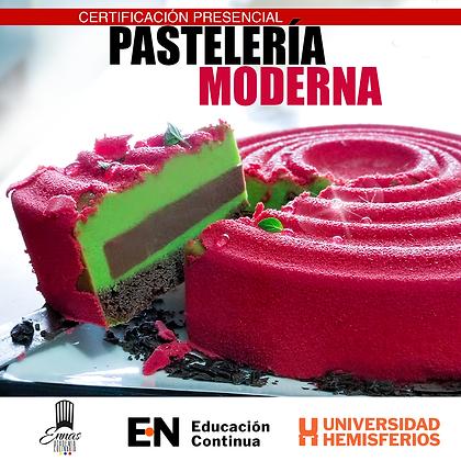 PASTELERÍA MODERNA - PRESENCIAL - U HEMISFERIOS