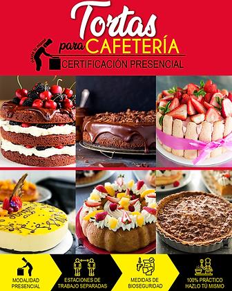 PRESENCIAL - TORTAS PARA CAFETERÍA