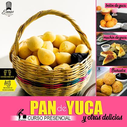 PRESENCIAL - PAN DE YUCA