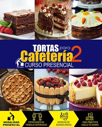 PRESENCIAL - TORTAS PARA CAFETERÍA 2