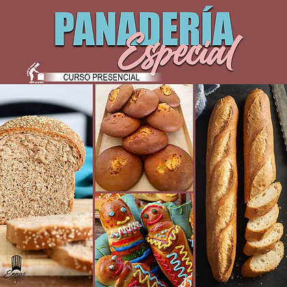 PANADERÍA ESPECIAL- PRESENCIAL