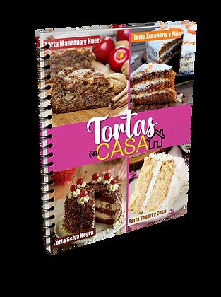 TORTAS EN CASA