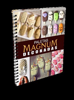 PALETAS MAGNUM DECORADAS