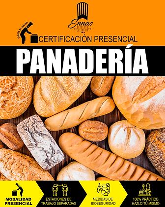 PRESENCIAL - PANADERÍA COMERCIAL