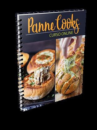 PANNE COOKS +PULL APART BREAD