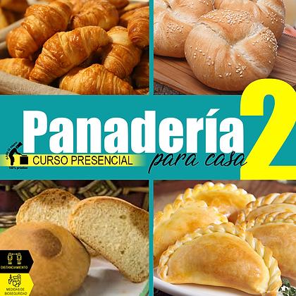 PRESENCIAL - PANADERÍA EN CASA 2