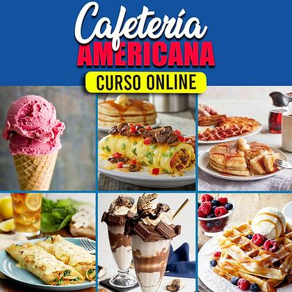CAFETERÍA AMERICANA - ONLINE