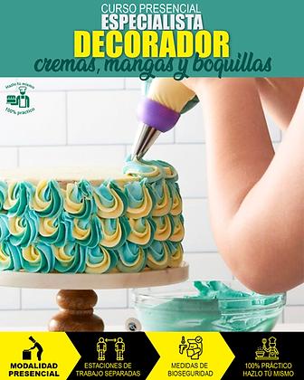 PRESENCIAL - ESPECIALISTA DECORADOR