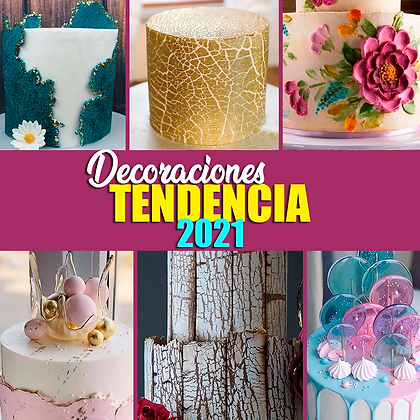 PRESENCIAL - DECORACIONES TENDENCIA 2021