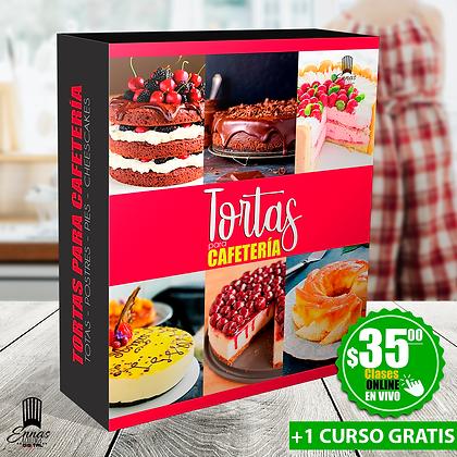 TORTAS PARA CAFETERÍA 1 - DIGITAL