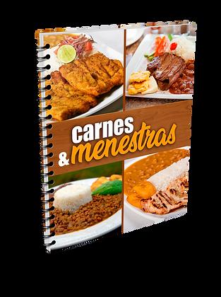 CARNES Y MENESTRAS