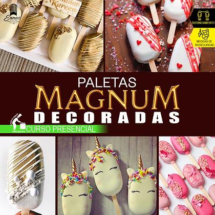 PRESENCIAL - PALETAS MAGNUM