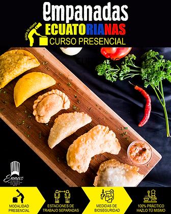 PRESENCIAL - EMPANADAS ECUATORIANAS