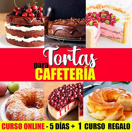 TORTAS PARA CAFETERÍA 1