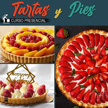 TARTAS Y PIES - PRESENCIAL