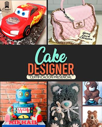 PRESENCIAL - CAKE DESIGNER