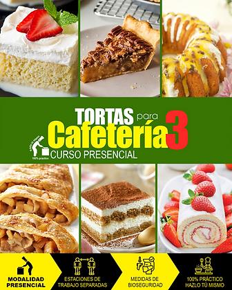 PRESENCIAL - TORTAS PARA CAFETERÍA 3
