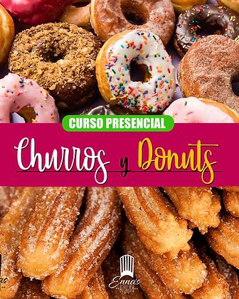 CHURROS, DONUTS Y BERLINESAS - PRESENCIAL