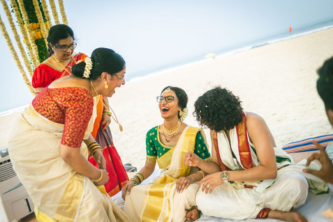 Payuna Goa destination wedding