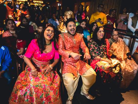 Ekta & Royce's Wedding Celebration in Pune