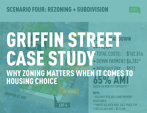 Griffin Street Case Study: Why Zoning Matters When it Comes to Housing Choice
