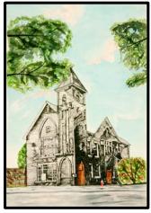 Old King's Memorial Methodist Episcopal Church