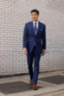 Etiqueta Ultra Slim Blue Performance