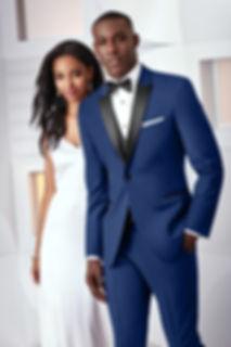Etiqueta Ultra Slim Cobalt Blue Tribeca