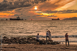 English Bay-