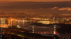 Vancouver Harbor before sunrise-5845