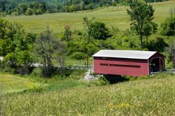 Covered bridge, Gatineau Park