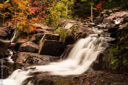 Waterfall, Carbide Wilson Fall