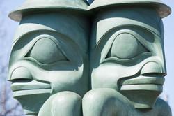 Detail, The Three Watchmen