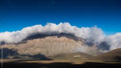 Monte Vettore clouds