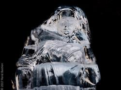 Winterlude 2017 Ice Sculpture-