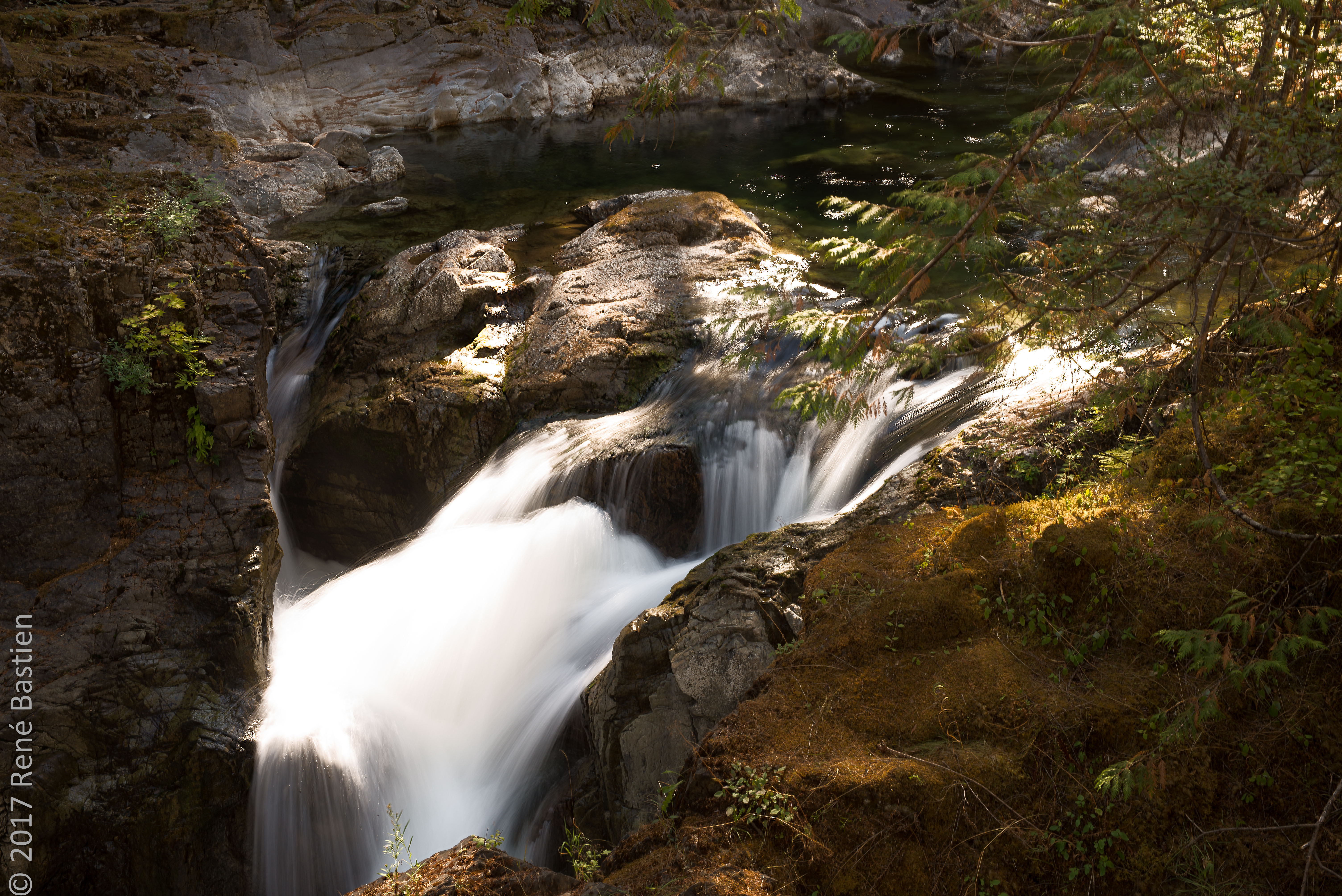 Little Qualicum Falls-
