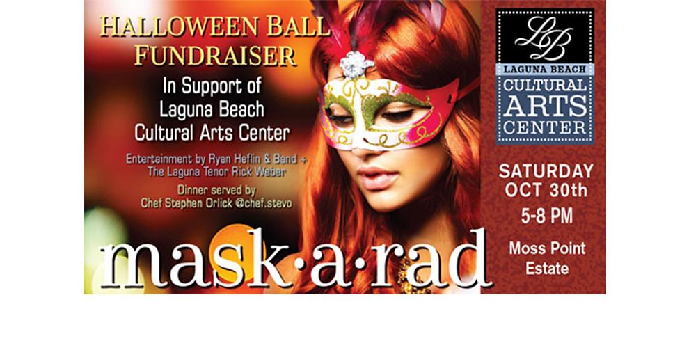 """Laguna Beach """"Mask-A-Rad"""" Halloween Bash"""