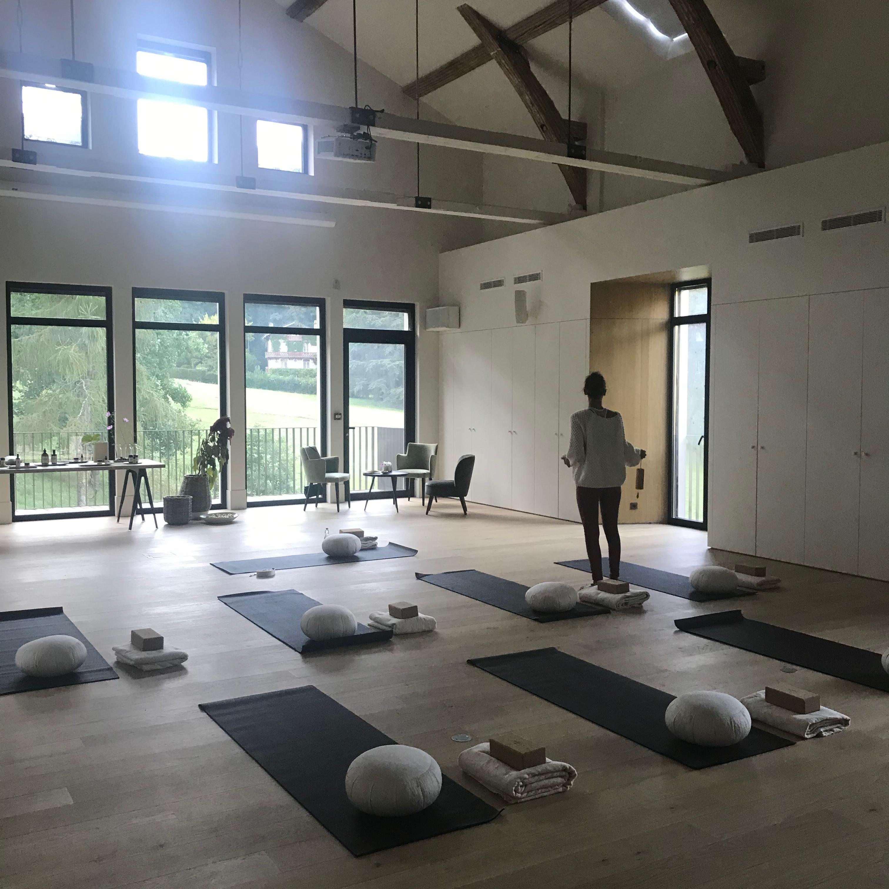 Cours de Yoga à partir de 5 personnes