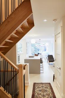 Upstairs, Downstairs.