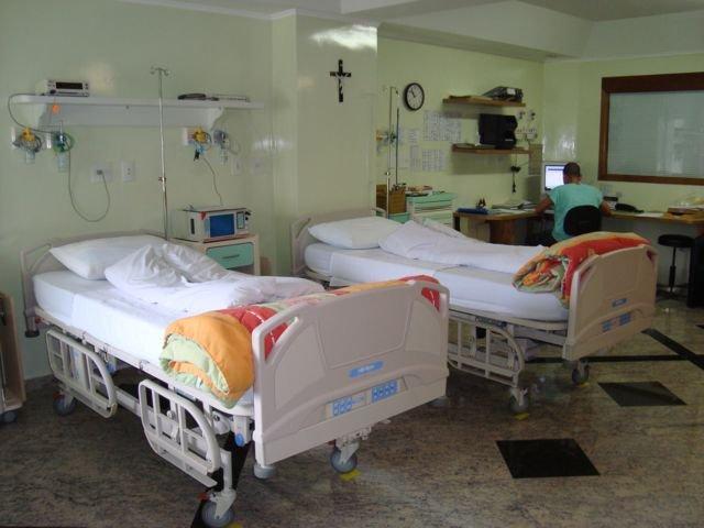 Sala de recuperação