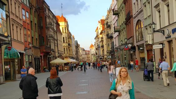 מרכז העיר העתיקה קרקוב