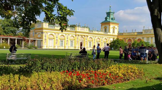 ארמון וילנוב בוורשה