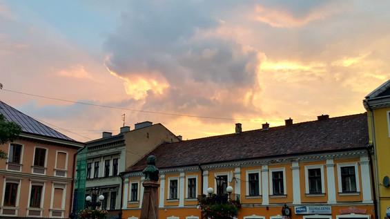בית העירייה בטרנוב פולין