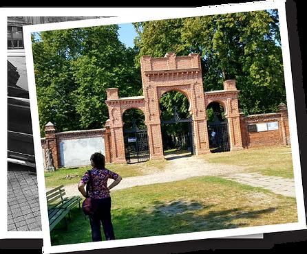 בית קברות בלודג' פולין