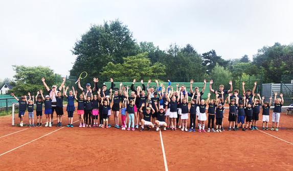 Tenniscamp 11. August 2021