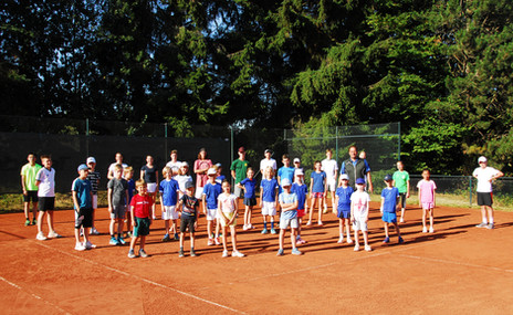 Tenniscamp 2020 (Woche 3. August)