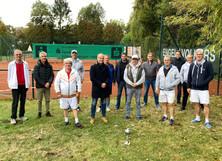 Clubmeisterschaften 2020, Herren Doppel 40/50/60