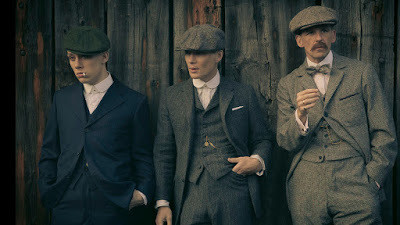Friday Review: Peaky Blinders